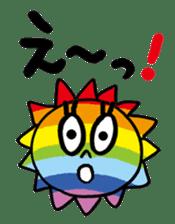 I found a rainbow sticker #6447862
