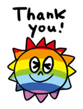 I found a rainbow sticker #6447863