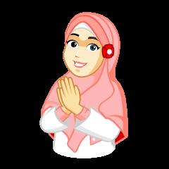 Hijab Muslim Girl - Fona