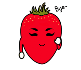 Fruit Party sticker #6453384