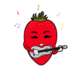 Fruit Party sticker #6453385