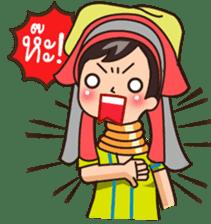 MaYom Kayan (Thai) sticker #6454643