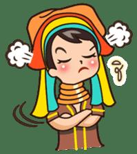 MaYom Kayan (Thai) sticker #6454646