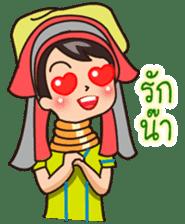 MaYom Kayan (Thai) sticker #6454648
