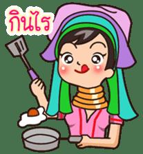 MaYom Kayan (Thai) sticker #6454652