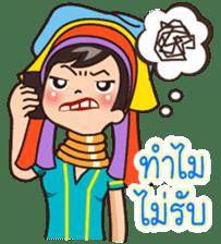 MaYom Kayan (Thai) sticker #6454661