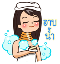 MaYom Kayan (Thai) sticker #6454669