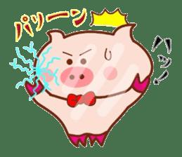 Kimiwabokuosukininaru! sticker #6462115