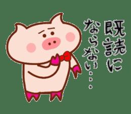 Kimiwabokuosukininaru! sticker #6462120