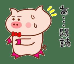 Kimiwabokuosukininaru! sticker #6462126