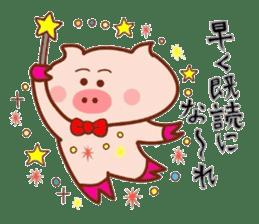 Kimiwabokuosukininaru! sticker #6462131