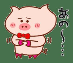 Kimiwabokuosukininaru! sticker #6462136