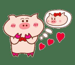 Kimiwabokuosukininaru! sticker #6462139