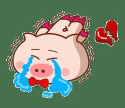 Kimiwabokuosukininaru! sticker #6462142