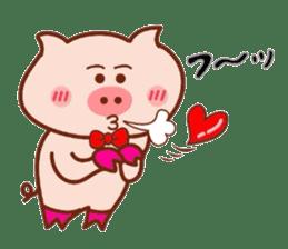 Kimiwabokuosukininaru! sticker #6462145