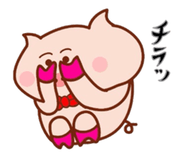 Kimiwabokuosukininaru! sticker #6462149