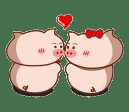 Kimiwabokuosukininaru! sticker #6462151