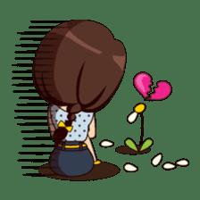 Alice in Secret Love version sticker #6462553