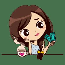 Alice in Secret Love version sticker #6462572