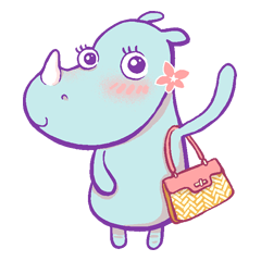 Rini the Rhino