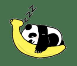 The Zang Panda sticker #6468112