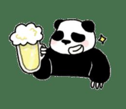 The Zang Panda sticker #6468118