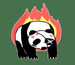 The Zang Panda sticker #6468123