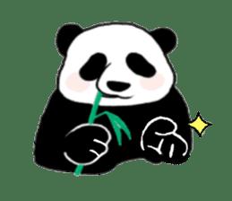 The Zang Panda sticker #6468124