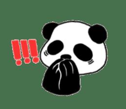 The Zang Panda sticker #6468128