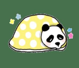 The Zang Panda sticker #6468130