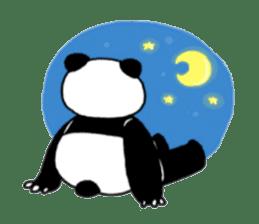The Zang Panda sticker #6468132