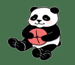 The Zang Panda sticker #6468134