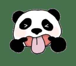 The Zang Panda sticker #6468143