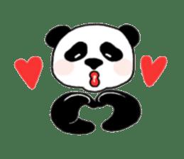 The Zang Panda sticker #6468147