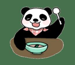 The Zang Panda sticker #6468148