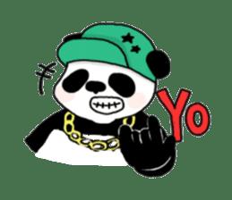 The Zang Panda sticker #6468151