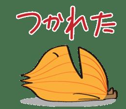 Cute Onion sticker #6470282