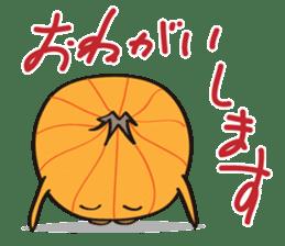 Cute Onion sticker #6470287