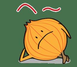 Cute Onion sticker #6470295