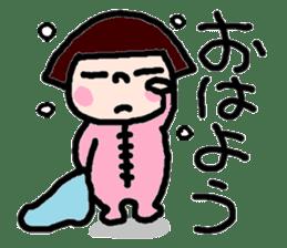 Japanese girl coto-chan vo.12 sticker #6475232
