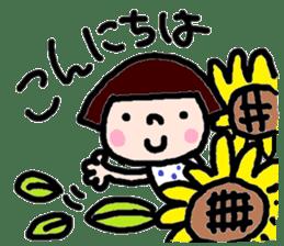 Japanese girl coto-chan vo.12 sticker #6475233