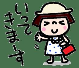 Japanese girl coto-chan vo.12 sticker #6475245