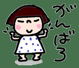 Japanese girl coto-chan vo.12 sticker #6475252