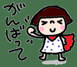 Japanese girl coto-chan vo.12 sticker #6475253
