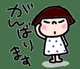 Japanese girl coto-chan vo.12 sticker #6475254