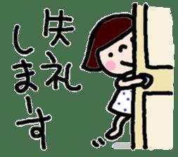 Japanese girl coto-chan vo.12 sticker #6475268