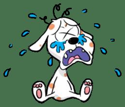 Doggy Turuk sticker #6481072