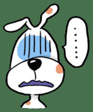 Doggy Turuk sticker #6481109