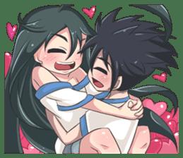 Lily & Marigold (Part Jun Lemon 2) sticker #6483914