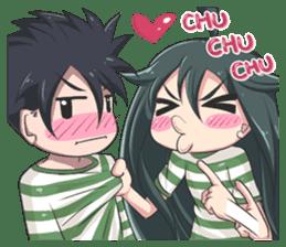 Lily & Marigold (Part Jun Lemon 2) sticker #6483922